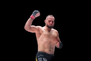 MMA zápasník Martin BUDAY