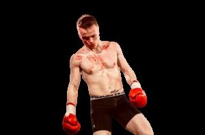 Kickboxer Cyril PAŽITNÝ